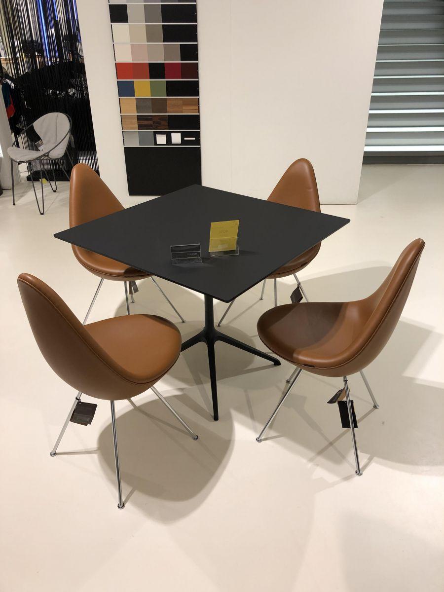 Outlet tafels en stoelen cockaert for Outlet stoelen